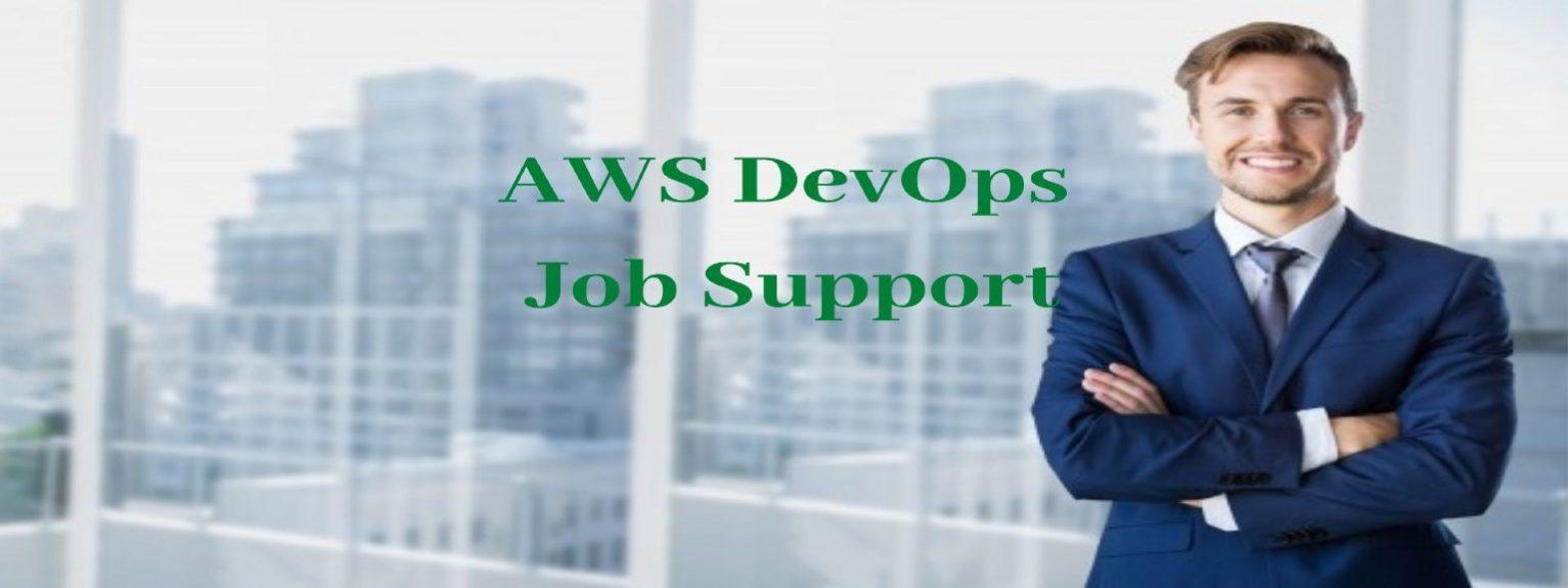 AWS DevOps Job Support