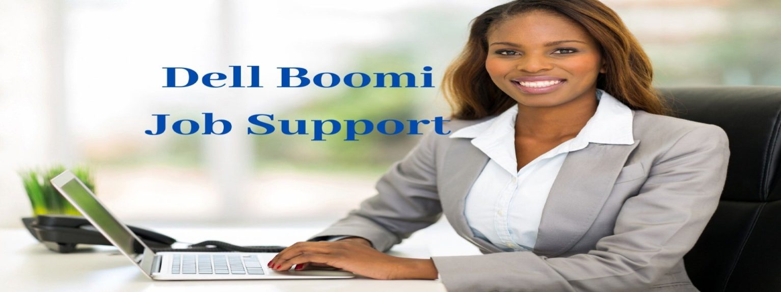 Dell Boomi Job Support