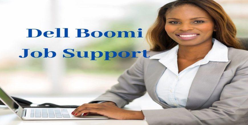 Dell Boomi Job Support
