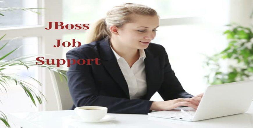JBoss Job Support