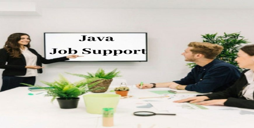 Java-job-support