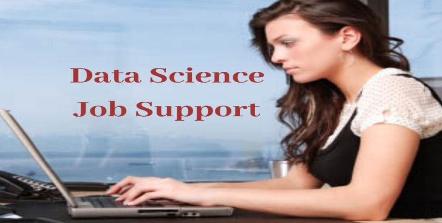 Data Science Job Support