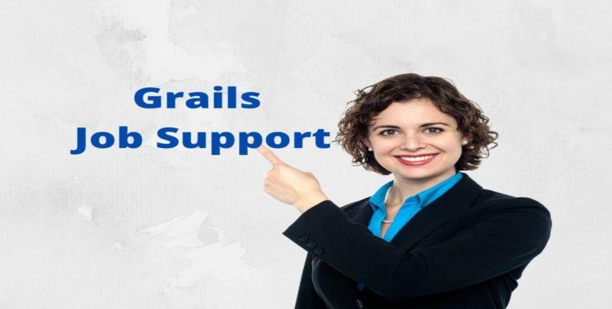 Grails Job Support