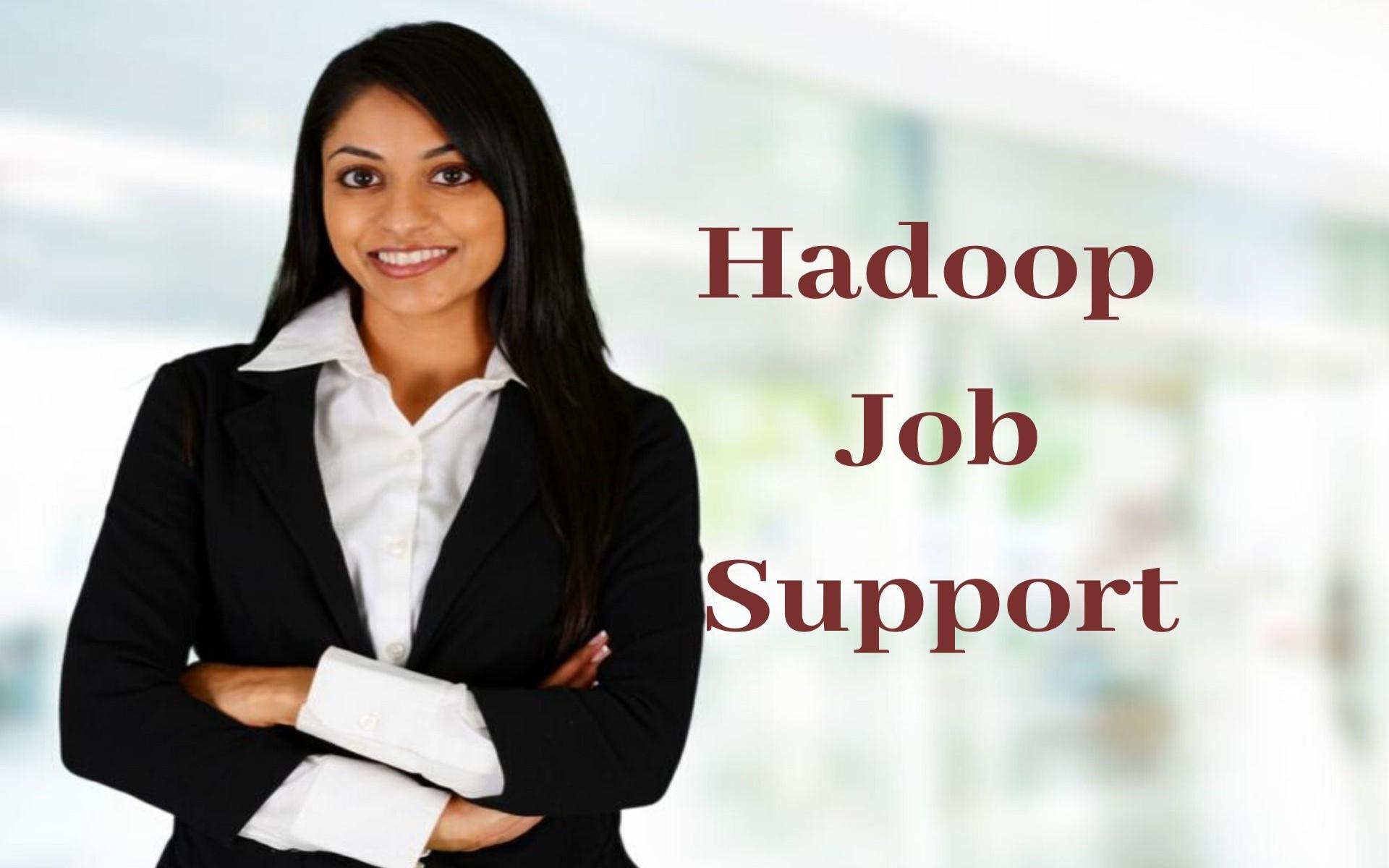 Hadoop Job Support