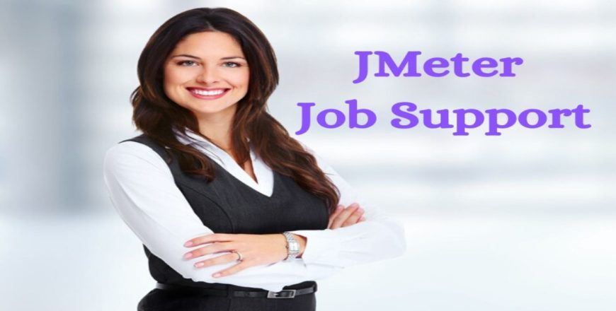 JMeter Job Support