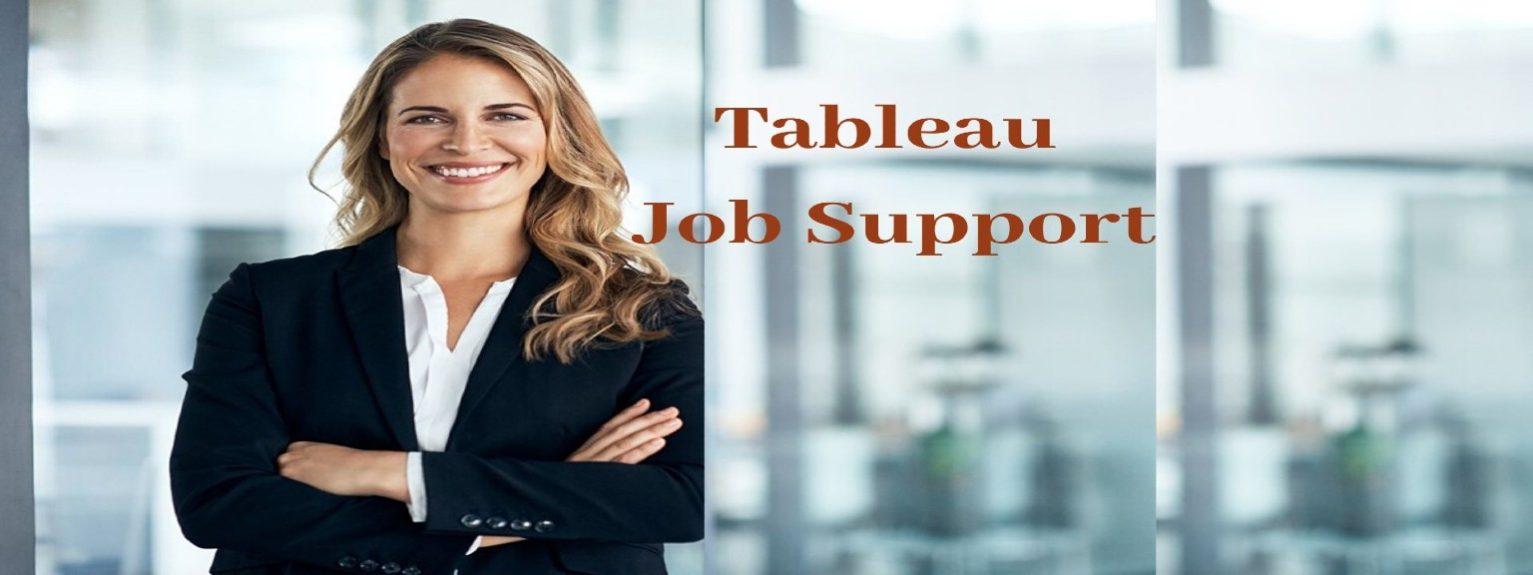 Tableau Job Support