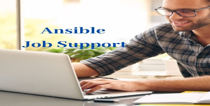 Ansible Job Support