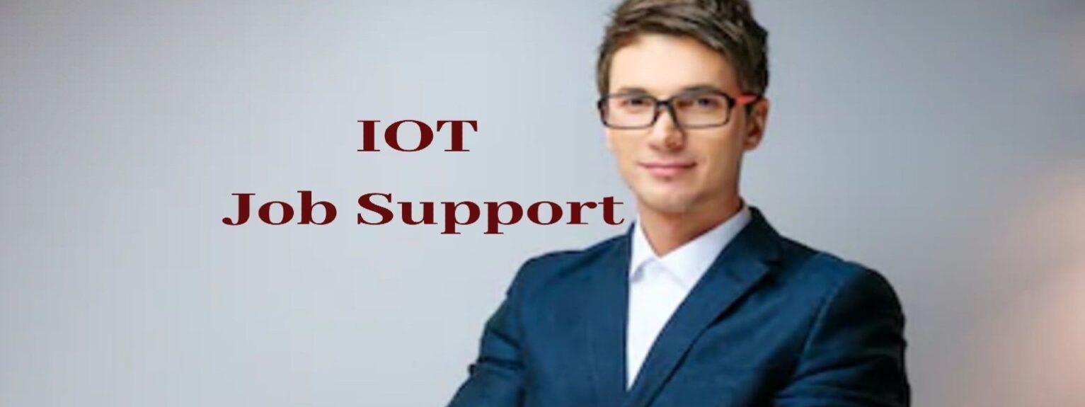 IOT Job Support