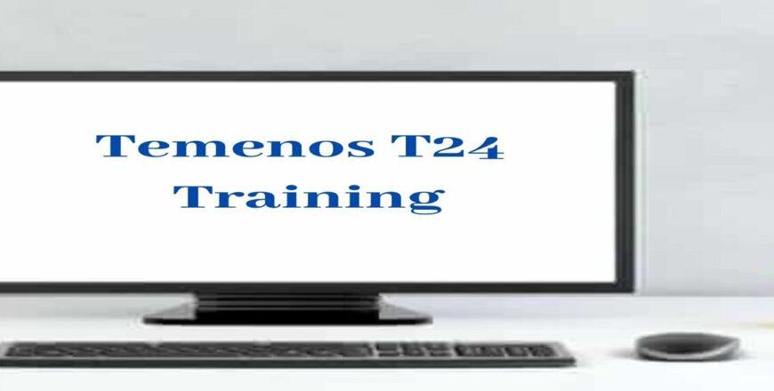 Temenos T24 Training