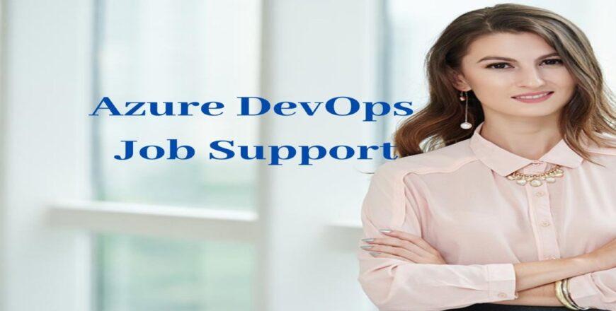 Azure DevOps Job Support