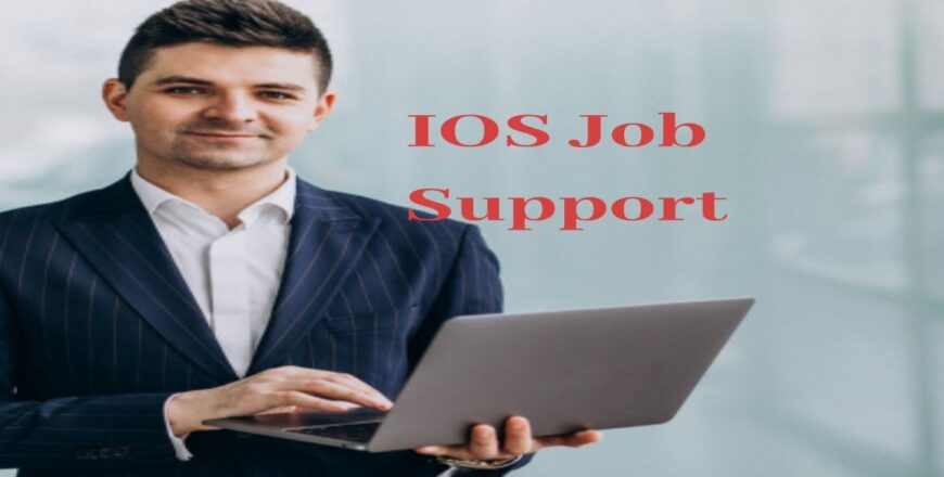 IOS Job Support