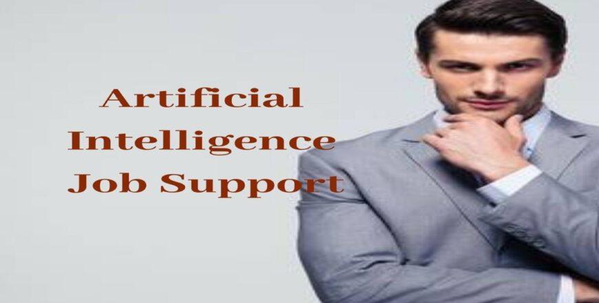 Artificial Intelligence Job Support