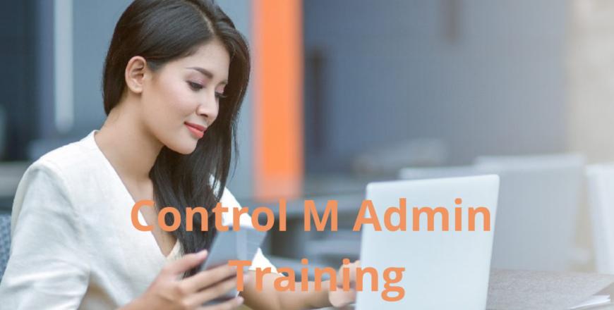 Control M Admin Training