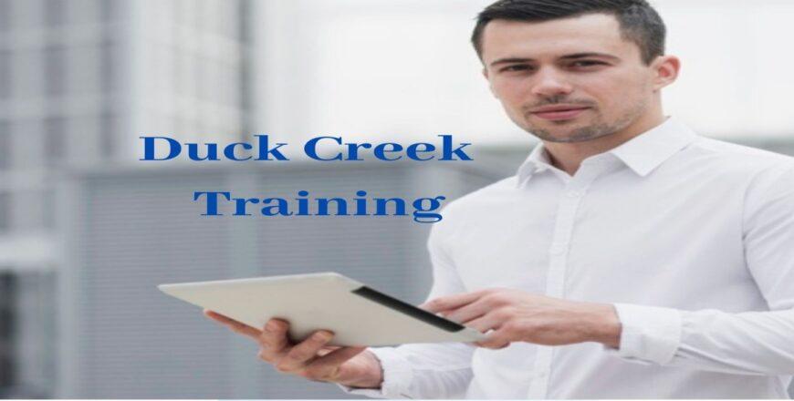 Duck Creek Training