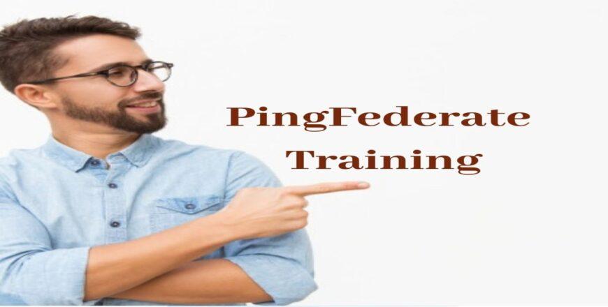 PingFederate Training