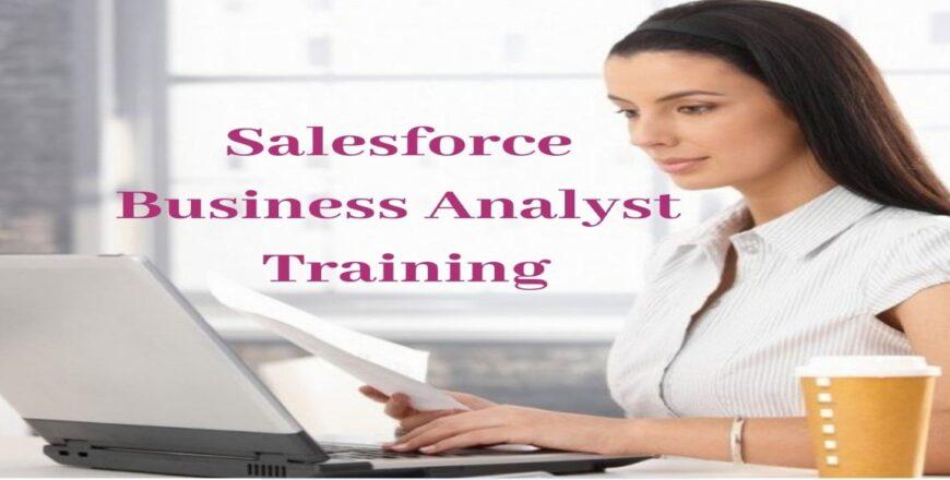 Salesforce Business Analyst Training