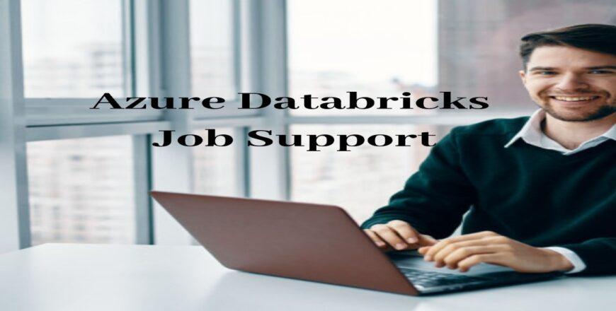 Azure Databricks Job Support