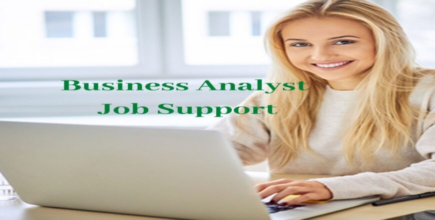 Business Analyst Job Support