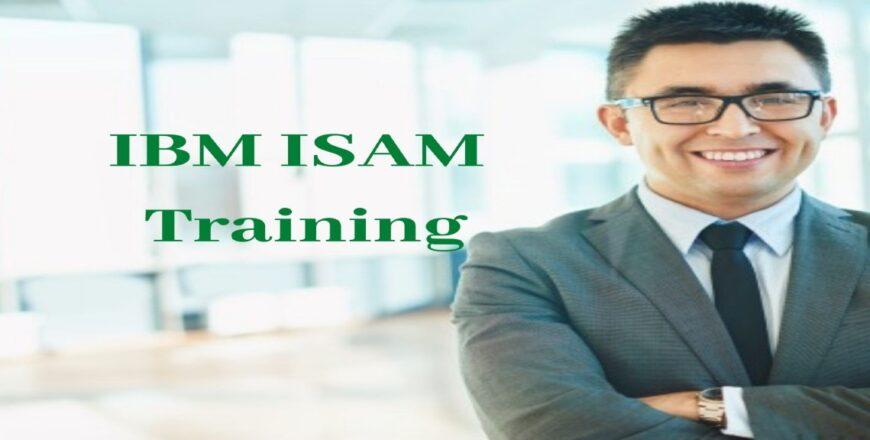 IBM ISAM Training
