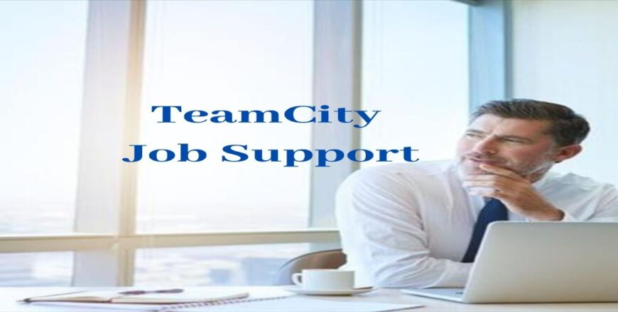 TeamCity Job Support