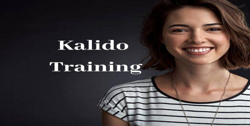 Kalido Training