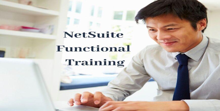 NetSuite Functional Training