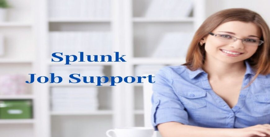 Splunk Job Support